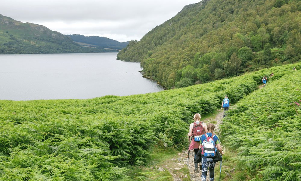 Lake District for the Over 50's