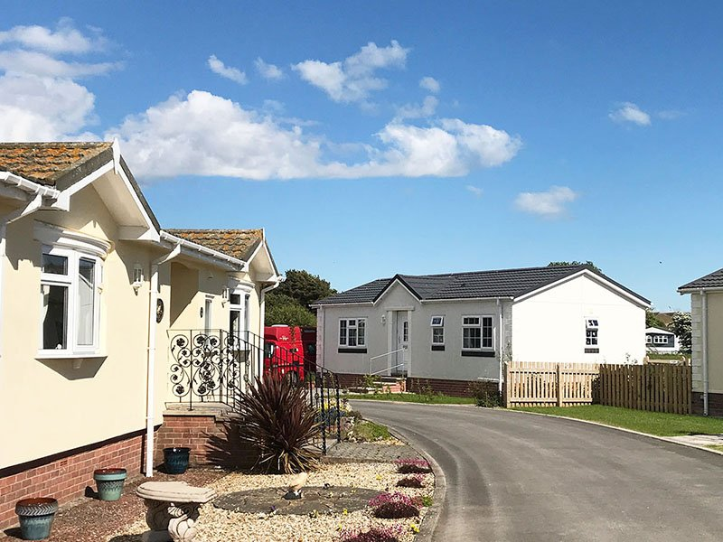 Meadow View Residential Park Lake District Cumbria