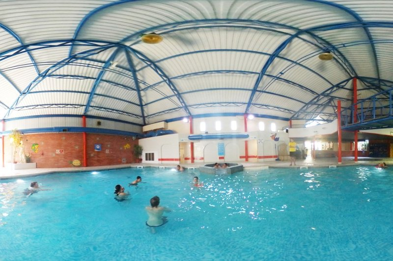 Residential Park Swimming Pool