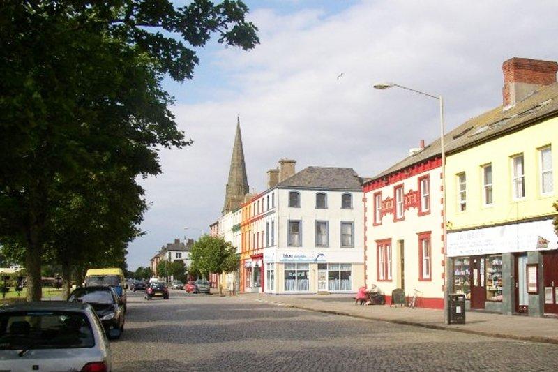 Siloth Town Centre, Cumbria