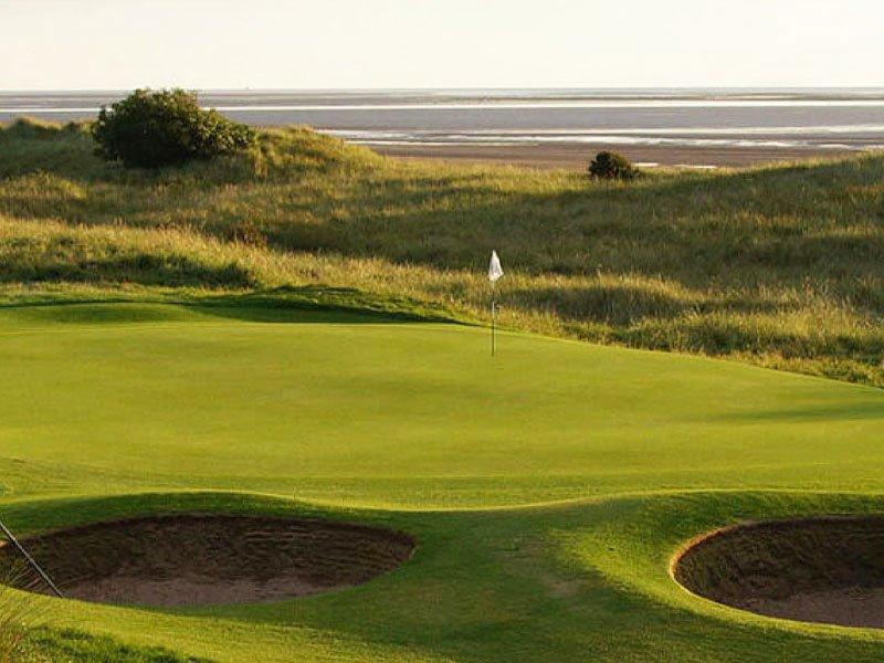Silloth Championship Golf Course Cumbria