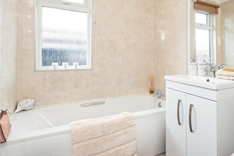 Bathroom Sonata Residential Park Home Lake District