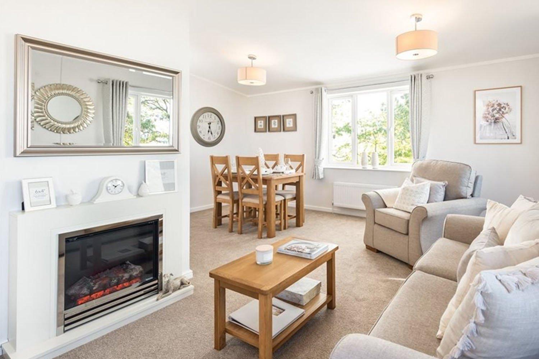 Lounge Sonata Residential Park Home Lake District
