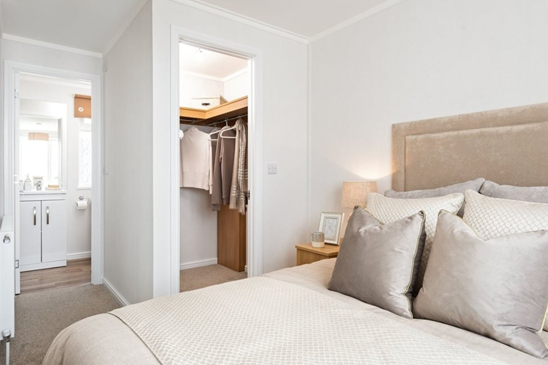 Bedroom Sonata Residential Park Home Lake District